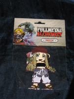 "Fullmetal Alchemist Clothing Patch: 4"" Winry Rockbell"