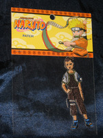 Naruto Clothing Patch: 4