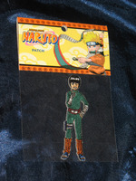 "Naruto Clothing Patch: 4"" Rock Lee"