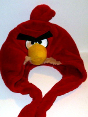 Angry Birds Plush Laplander: Red Bird