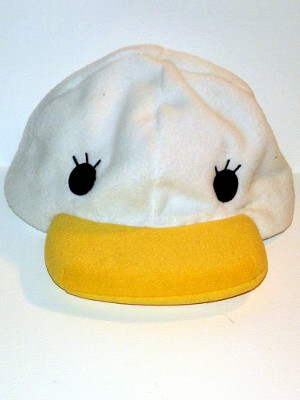 Bleach Plush Cap: Yuki