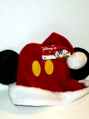 Disney Christmas Hat: Mickey Mouse (With Ears)