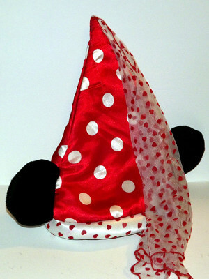 Disney Princess Hat: Minnie Mouse Hennin