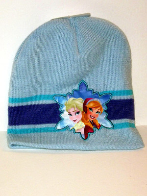 Disney's Frozen Beanie: Anna and Elsa
