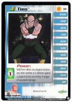 Dragon Ball Z  CCG Character Card: Tien