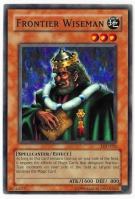 Yu-Gi-Oh! Legacy of Darkness Card: Frontier Wiseman