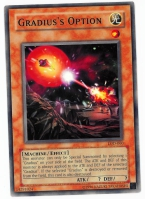 Yu-Gi-Oh! Legacy of Darkness Card: Gradius's Option