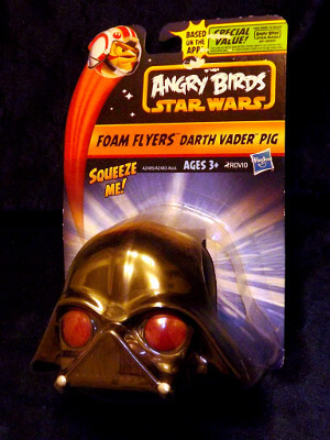 Angry Birds Foam Flyer: Darth Vader Pig