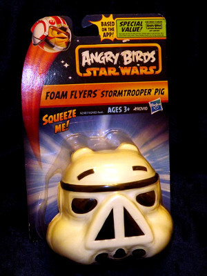 Angry Birds Foam Flyer: Stormtrooper Pig