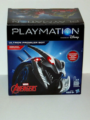 Marvel Avengers Playmation Drone: Ultron Prowler Bot (Robotic Villain)