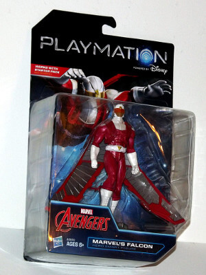 "Marvel Avengers Playmation Smart Figure: 5"" Falcon (Hero)"