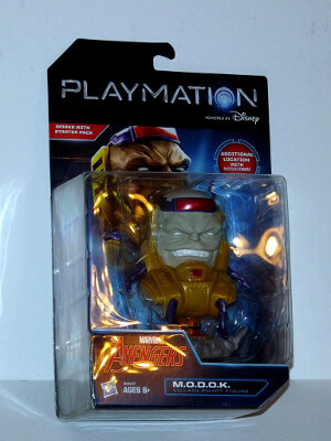 "Marvel Avengers Playmation Smart Figure: 5"" M.O.D.O.K. (Villain)"
