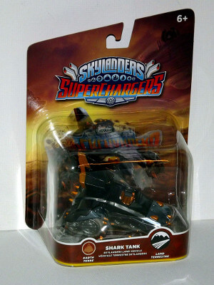 Skylanders Superchargers Figure: Shark Tank (Land Vehicle)