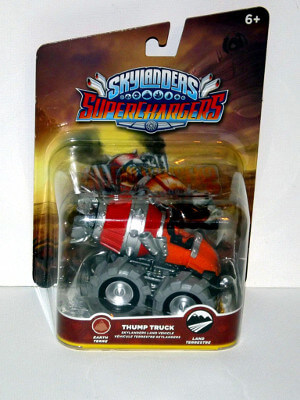 Skylanders Superchargers Figure: Thump Truck (Land Vehicle)