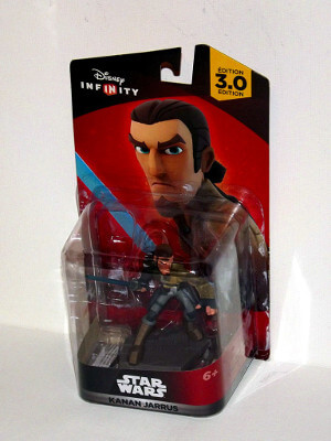 Star Wars Infinity Figure: 3½