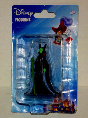 "Disney's Sleeping Beauty Mini PVC Figure: 3"" Maleficent"