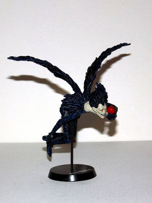 Death Note Trading Figure: JUN Collection: Ryuk the Shinigami