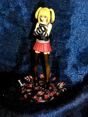 "Death Note Trading Figure: 3½"" Real Figure Collection: Amane Misa"