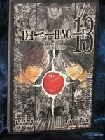 Death Note Fan Book: Vol. 13, How to Read