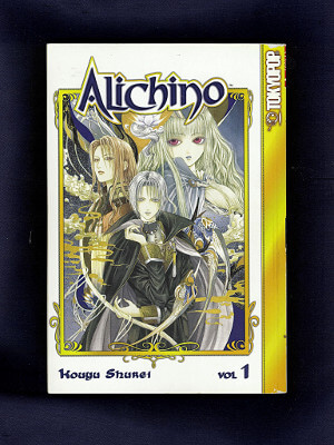 Alichino Manga: Vol. 01, Alichino