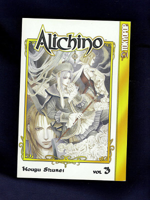Alichino Manga: Vol. 03, Reunion