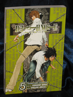Death Note Manga: Vol. 05, Whiteout