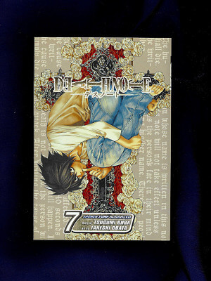 Death Note Manga: Vol. 07, Zero (Used)