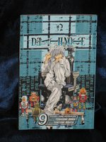 Death Note Manga: Vol. 09, Contact