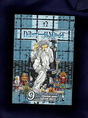 Death Note Manga: Vol. 09, Contact (Used)