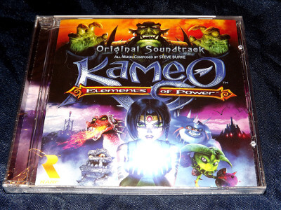 Kameo: Elements of Power OST: Original Soundtrack
