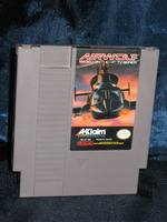 Nintendo Game: Airwolf