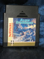 Nintendo Game: Alien Syndrome