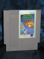 Nintendo Game: Alpha Mission