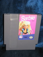 Nintendo Game: Barbie