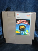 Nintendo Game: Captain Skyhawk