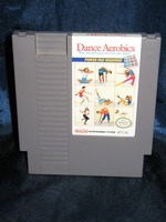 Nintendo Game: Dance Aerobics
