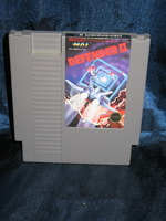 Nintendo Game: Defender II
