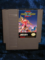 Nintendo Game: Double Dragon II: The Revenge