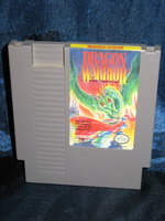 Nintendo Game: Dragon Warrior
