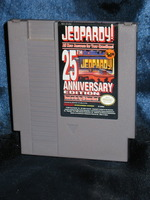 Nintendo Game: Jeopardy! 25th Anniversary Edition