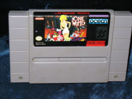 Super Nintendo Game: Cool World