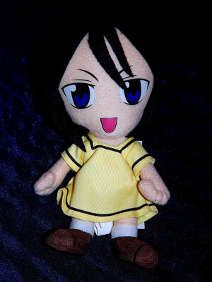 Bleach Plushie: 8