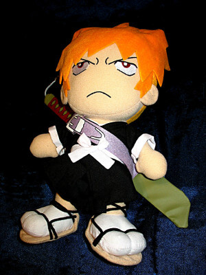 Bleach Plushie: 12½