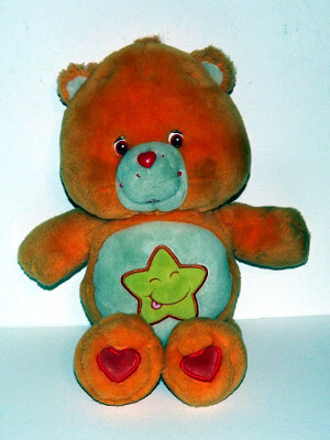 Care Bears Plushie: Laugh-a-Lot Bear