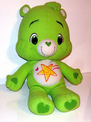 Care Bears Plushie: Oopsy Bear