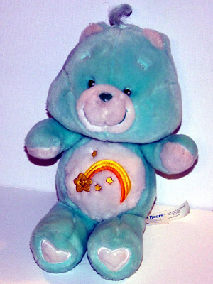 Care Bears Plushie: 10