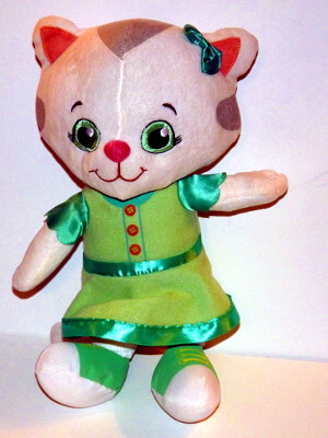 Daniel Tigers Neighborhood Plushie: 13