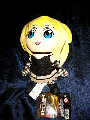 Death Note Plushie: 7½
