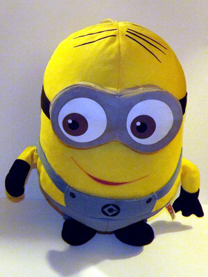 "Despicable Me Plushie: 15"" Dave the Minion"