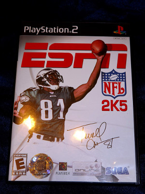 Playstation 2 Game: ESPN NFL 2K5